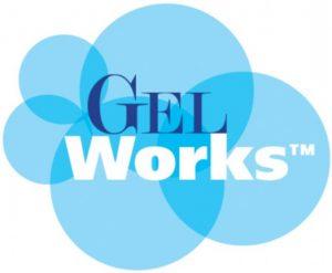 Gel Works™ logo
