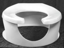 STA-RITE™ RAISED TOILET SEAT