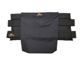 Calf panel w bag
